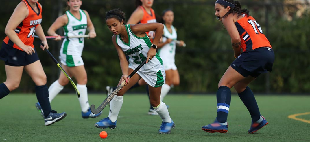 Flying into Fall - SUSC Field Hockey Alums at Endicott
